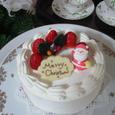 クリスマスケーキ(いちごショート)