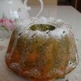 秋のクグロフマロンケーキ