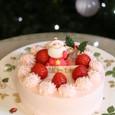 いちごのノエル(ピンククリーム)