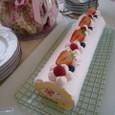 プランタン*春のロールケーキ
