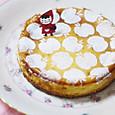クワトロチーズケーキ