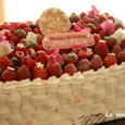 誕生日パーティーケーキ(オーダー)