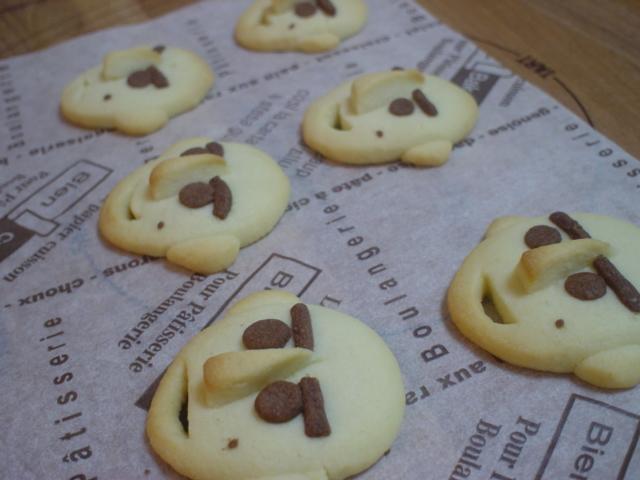 リチャードくんクッキー