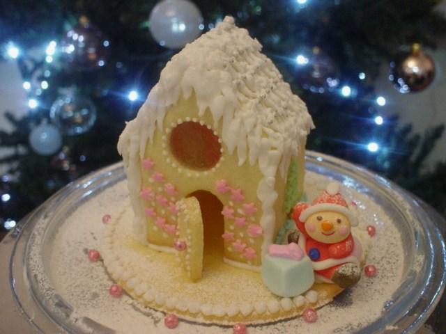 小さなお菓子の家