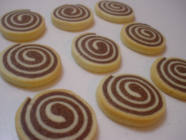 くるくるクッキー
