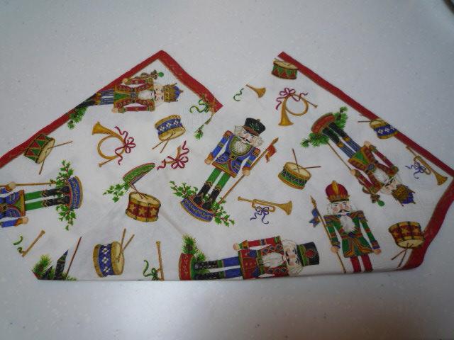 クリスマス 折り紙 紙ナプキン 折り方 : le-sucre.cocolog-nifty.com